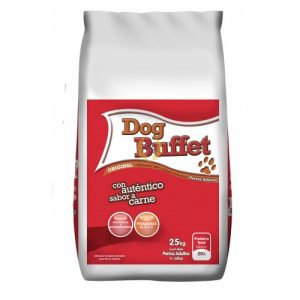 DOG BUFFET ADULTO 25kg