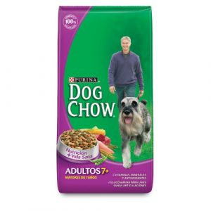 DOG CHOW SENIOR 18kg