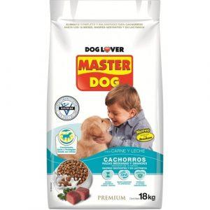 MASTER DOG CACHORRO RAZA MEDIANA GRANDE 18kg