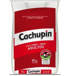 CACHUPIN ADULTO CARNE Y ARROZ