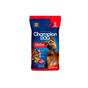 CHAMPION DOG CARNE CEREAL 18kg