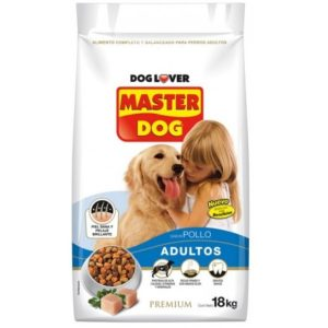 MASTER DOG ADULTO POLLO 18kg