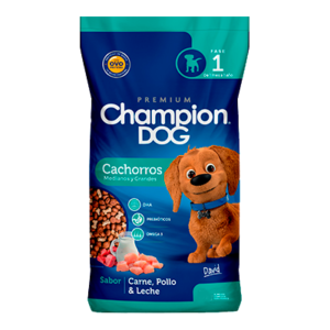 CHAMPION DOG CACHORRO 18kg
